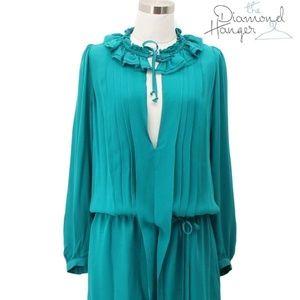 A25 BCBG MAX AZRIA Designer Dress Size Small S 4 6